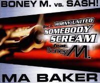 Cover Boney M. vs. Sash! - Ma Baker