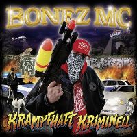 Cover Bonez MC - Krampfhaft kriminell