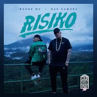 Cover Bonez MC & RAF Camora - Risiko