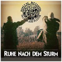 Cover Bonez MC & RAF Camora - Ruhe nach dem Sturm
