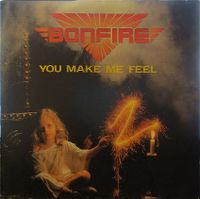 Cover Bonfire - You Make Me Feel