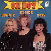 Cover Bonnie, Debbie & Rosy - Oh Boy