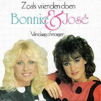 Cover Bonnie & José - Zoals vrienden doen