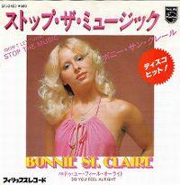 Cover Bonnie St. Claire - (Don't Let Them) Stop The Music