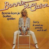 Cover Bonnie St. Claire - Bonnie kom je buiten spelen