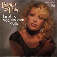 Cover Bonnie St. Claire - Doe alles nog een keer over