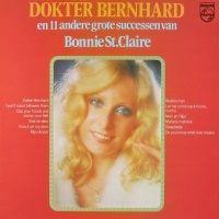 Cover Bonnie St. Claire - Dokter Bernhard en 11 andere grote successen