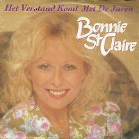 Cover Bonnie St. Claire - Het verstand komt met de jaren