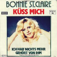 Cover Bonnie St. Claire - Küss mich