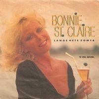 Cover Bonnie St. Claire - Lange hete zomer