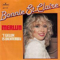 Cover Bonnie St. Claire - Merlijn