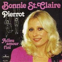 Cover Bonnie St. Claire - Pierrot