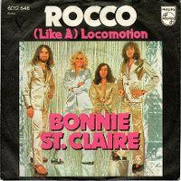 Cover Bonnie St. Claire - Rocco (Don't Go)