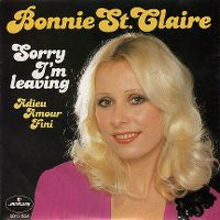 Cover Bonnie St. Claire - Sorry I'm Leaving