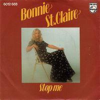 Cover Bonnie St. Claire - Stop me