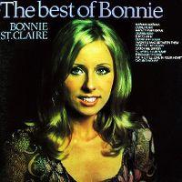 Cover Bonnie St. Claire - The Best Of Bonnie