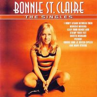 Cover Bonnie St. Claire - The Singles