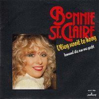 Cover Bonnie St. Claire - Vlieg nooit te hoog