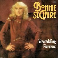 Cover Bonnie St. Claire - Vreemdeling