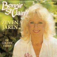 Cover Bonnie St. Claire - Zeven jaren
