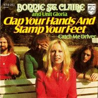 Cover Bonnie St. Claire & Unit Gloria - Clap Your Hands And Stamp Your Feet