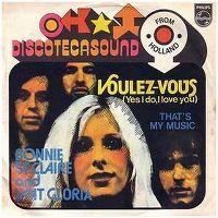 Cover Bonnie St. Claire & Unit Gloria - Voulez-vous (Yes I Do, I Love You)