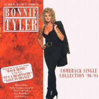 Cover Bonnie Tyler - Comeback Single-Collection '90-'94