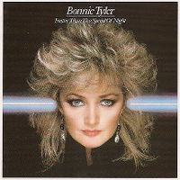 Cover Bonnie Tyler - Faster Than The Speed Of Night