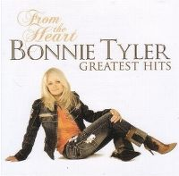 Cover Bonnie Tyler - From The Heart - Greatest Hits