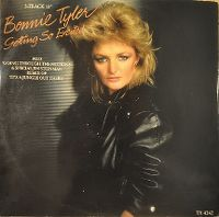 Cover Bonnie Tyler - Getting So Excited