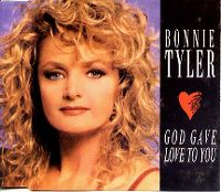 Cover Bonnie Tyler - God Gave Love To You