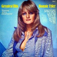 Cover Bonnie Tyler - Greatest Hits