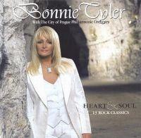 Cover Bonnie Tyler - Heart & Soul - 13 Rock Classics