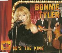 Cover Bonnie Tyler - He's The King