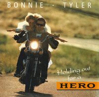 Cover Bonnie Tyler - Holding Out For A Hero