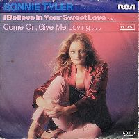 Cover Bonnie Tyler - I Believe In Your Sweet Love