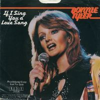 Cover Bonnie Tyler - If I Sing You A Love Song