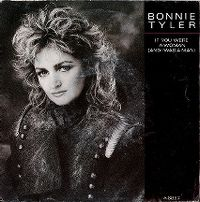 Cover Bonnie Tyler - If You Were A Woman (And I Was A Man)