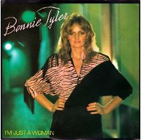 Cover Bonnie Tyler - I'm Just A Woman
