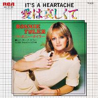 Cover Bonnie Tyler - It's A Heartache