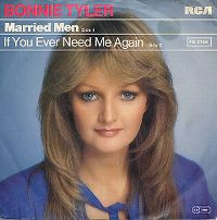 Cover Bonnie Tyler - Married Men