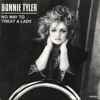 Cover Bonnie Tyler - No Way To Treat A Lady