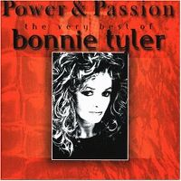 Cover Bonnie Tyler - Power & Passion - The Very Best Of Bonnie Tyler