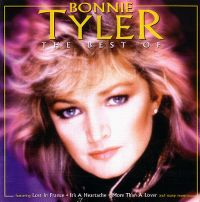 Cover Bonnie Tyler - The Best Of