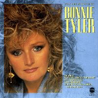 Cover Bonnie Tyler - The Greatest Hits