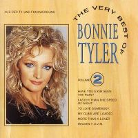 Cover Bonnie Tyler - The Very Best Of - Volume 2