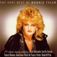 Cover Bonnie Tyler - The Very Best Of Bonnie Tyler - 20 Classic Tracks