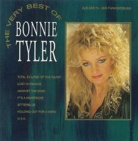 Cover Bonnie Tyler - The Very Best Of Bonnie Tyler