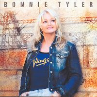 Cover Bonnie Tyler - Wings