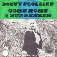 Cover Bonny St. Claire - Come Home